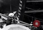 Image of cargo vessel Long Beach California USA, 1941, second 16 stock footage video 65675032898