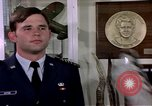 Image of Cadet Wing Commander Jack Catton United States USA, 1975, second 6 stock footage video 65675032908