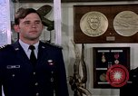 Image of Cadet Wing Commander Jack Catton United States USA, 1975, second 8 stock footage video 65675032908