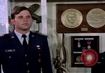 Image of Cadet Wing Commander Jack Catton United States USA, 1975, second 10 stock footage video 65675032908