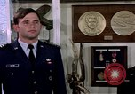 Image of Cadet Wing Commander Jack Catton United States USA, 1975, second 12 stock footage video 65675032908