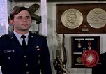 Image of Cadet Wing Commander Jack Catton United States USA, 1975, second 13 stock footage video 65675032908