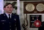Image of Cadet Wing Commander Jack Catton United States USA, 1975, second 15 stock footage video 65675032908