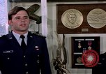 Image of Cadet Wing Commander Jack Catton United States USA, 1975, second 16 stock footage video 65675032908