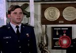 Image of Cadet Wing Commander Jack Catton United States USA, 1975, second 17 stock footage video 65675032908