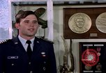Image of Cadet Wing Commander Jack Catton United States USA, 1975, second 19 stock footage video 65675032908