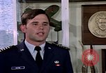 Image of Cadet Wing Commander Jack Catton United States USA, 1975, second 21 stock footage video 65675032908