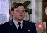 Image of Cadet Wing Commander Jack Catton United States USA, 1975, second 22 stock footage video 65675032908