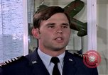 Image of Cadet Wing Commander Jack Catton United States USA, 1975, second 25 stock footage video 65675032908