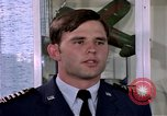 Image of Cadet Wing Commander Jack Catton United States USA, 1975, second 26 stock footage video 65675032908
