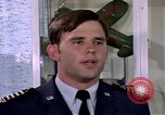Image of Cadet Wing Commander Jack Catton United States USA, 1975, second 27 stock footage video 65675032908