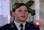 Image of Cadet Wing Commander Jack Catton United States USA, 1975, second 29 stock footage video 65675032908