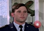 Image of Cadet Wing Commander Jack Catton United States USA, 1975, second 31 stock footage video 65675032908