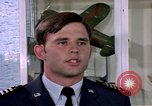 Image of Cadet Wing Commander Jack Catton United States USA, 1975, second 45 stock footage video 65675032908