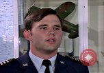 Image of Cadet Wing Commander Jack Catton United States USA, 1975, second 47 stock footage video 65675032908