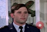 Image of Cadet Wing Commander Jack Catton United States USA, 1975, second 48 stock footage video 65675032908