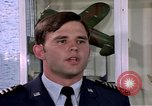 Image of Cadet Wing Commander Jack Catton United States USA, 1975, second 49 stock footage video 65675032908