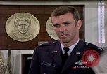 Image of air force official United States USA, 1975, second 5 stock footage video 65675032909