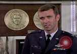 Image of air force official United States USA, 1975, second 6 stock footage video 65675032909