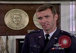 Image of air force official United States USA, 1975, second 8 stock footage video 65675032909