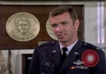 Image of air force official United States USA, 1975, second 10 stock footage video 65675032909
