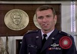 Image of air force official United States USA, 1975, second 14 stock footage video 65675032909