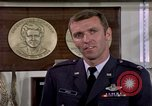 Image of air force official United States USA, 1975, second 15 stock footage video 65675032909