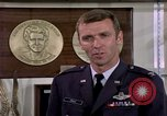 Image of air force official United States USA, 1975, second 35 stock footage video 65675032909
