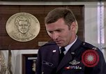 Image of air force official United States USA, 1975, second 39 stock footage video 65675032909