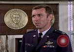 Image of air force official United States USA, 1975, second 46 stock footage video 65675032909