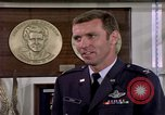 Image of air force official United States USA, 1975, second 49 stock footage video 65675032909