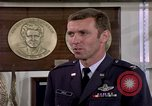 Image of air force official United States USA, 1975, second 50 stock footage video 65675032909