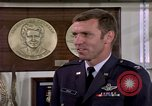 Image of air force official United States USA, 1975, second 54 stock footage video 65675032909