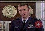 Image of air force official United States USA, 1975, second 55 stock footage video 65675032909