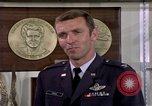 Image of air force official United States USA, 1975, second 56 stock footage video 65675032909