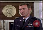 Image of air force official United States USA, 1975, second 59 stock footage video 65675032909