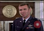 Image of air force official United States USA, 1975, second 60 stock footage video 65675032909