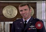 Image of air force official United States USA, 1975, second 61 stock footage video 65675032909