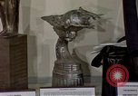 Image of trophies United States USA, 1975, second 37 stock footage video 65675032910