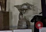 Image of trophies United States USA, 1975, second 38 stock footage video 65675032910