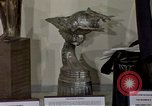 Image of trophies United States USA, 1975, second 41 stock footage video 65675032910