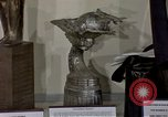 Image of trophies United States USA, 1975, second 43 stock footage video 65675032910