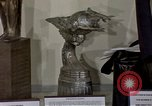 Image of trophies United States USA, 1975, second 44 stock footage video 65675032910