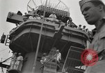 Image of peace treaty Tokyo Bay Japan, 1945, second 26 stock footage video 65675032940