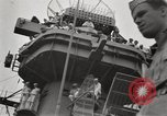 Image of peace treaty Tokyo Bay Japan, 1945, second 27 stock footage video 65675032940