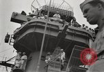 Image of peace treaty Tokyo Bay Japan, 1945, second 28 stock footage video 65675032940