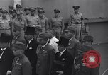 Image of peace treaty Tokyo Bay Japan, 1945, second 12 stock footage video 65675032942