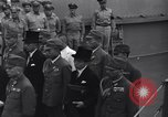Image of peace treaty Tokyo Bay Japan, 1945, second 22 stock footage video 65675032942