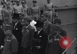 Image of peace treaty Tokyo Bay Japan, 1945, second 25 stock footage video 65675032942