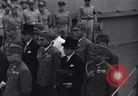 Image of peace treaty Tokyo Bay Japan, 1945, second 26 stock footage video 65675032942